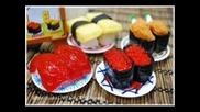 Японската детска храна за игра