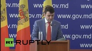 Moldova: Prime Minister Gaburici resigns over 'political games'