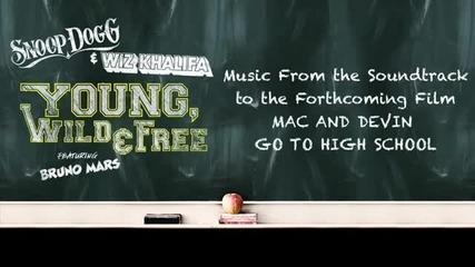 Snoop Dogg Wiz Khalifa, Young Wild ft. Bruno Mars - Free