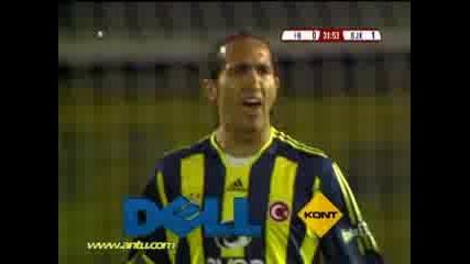 Fenerbahce - Besiktas 0 - 1 Cup Final 2006