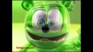 За конкурса Зеленият Стършел - Зеленото гумено мече