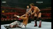 Chris Jericho vs Shawn Michaels Raw 15.03.2010