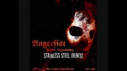 Angerfist - Stainless Steel (predator Remi