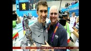 Турската федерация по плуване нае треньора на Майкъл Фелпс