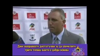 Господари на Ефира - Христо Стоичков говори английски (hq)