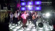 Евровизия 2012 - Молдова   Pasha Parfeny - Lаutar (официално {preview} видео)