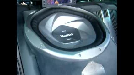 Sound Sony - avtosalon 2007