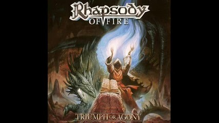 Rhapsody of Fire - Dark Reign of Fire