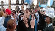 Argentina: Thousands rally for former president Kirchner on Independence Day