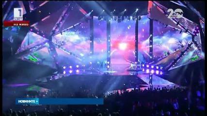 """Крисия, Хасан и Ибрахим спечелиха второ място на детската """"Евровизия"""""""