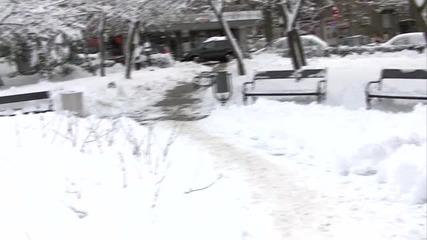 """Над 140 пострадали в снега са потърсили помощ в """"Пирогов"""""""