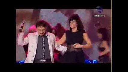 Милко Калайджиев и Преслава - За да те забравя [live]