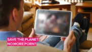 If you watch porn, this is how you can help the planet