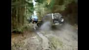 Daihatsu Feroza в действие