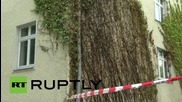 Germany: 'Xenophobic' arson attack leaves planned refugee centre scorched