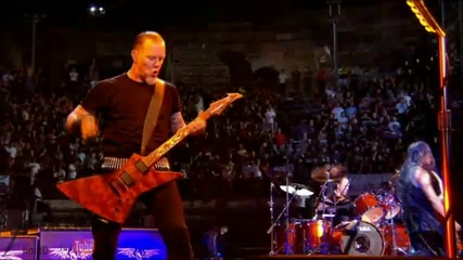Metallica - The Day That Never Comes (live) (high quality)