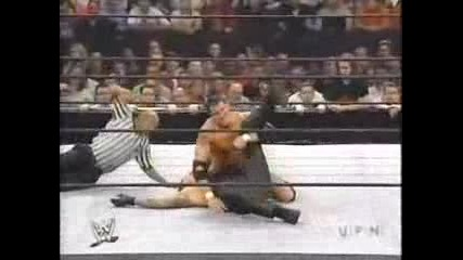 Smackdown 2002 - Гробаря срещу Ренди Ортън