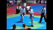 Taekwondo Itf world turnament