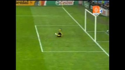 Чехия - Португалия 1:3 Роналдо Гол