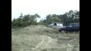 Голф 3 синхро по плажа на Шкорпиловци 2