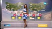Прогноза за времето (19.07.2015 - обедна)