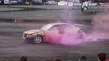 Bmw E36 Super Drift Cup Sosnowiec 2011