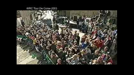 Wrc Corsica 2003