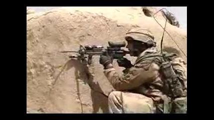 Американски войски - Афганистан