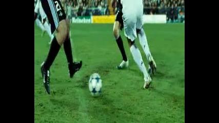 Невероятни финтове на играчите от Реал Мадрид