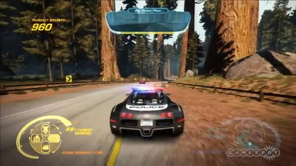 Need for Speed Hot Pursuit Gameplay Hd (1ва игра)