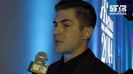 Star Reporters: Иво Аръков за Big Brother и целите пред него
