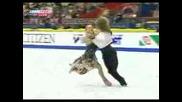 Anissina and Peizerat 2000 worlds Compulsory Argentine Tango