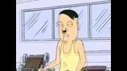 Хитлер Във Фитнес Студио
