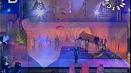 Пирин фолк Благоевград 2002 - Райко Кирилов - Стар войвода(live) - By Planetcho