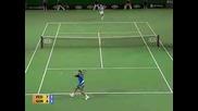 Australian Open 2007 : Федерер - Гонзалез