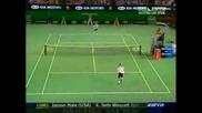 Roger Federer Magic - - Drop Shot