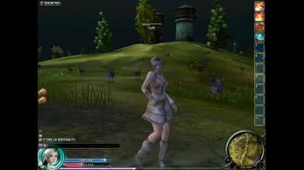 Zera Online - Dancing