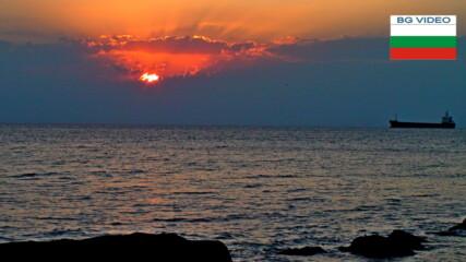 July Morning-2020-посрещане на изгрева край Варна