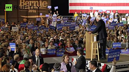 'The Struggle Continues' - Bernie Sanders Vows to Fight On