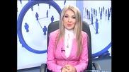 """Актрисата Мария Статулова в откровено интервю за ТВ """"Европа"""""""