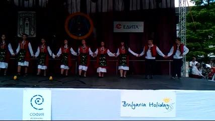 "Фолклорен Фестивал ""между Три Планини 2013"""