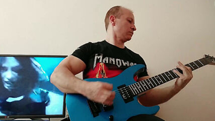 Oki Guitar Player-if I Could Fly Helloween cover