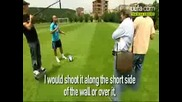 Uefa - Урок По Футбол От Роберто Карлош