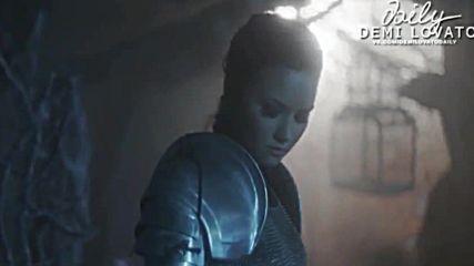 Премиера! Demi Lovato - Warrior (official Video) + Превод