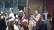 Литаковската с ръководител Дейвид Христов свирят за своят приятел и колега Костадин - Голяма Музика!
