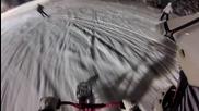[snowscoot] Нощно каране Витоша 19.02.2013 г.