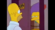The Simpsons 03x15 Homer Alone