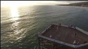 Да снимаш с дрон рибари на които не им е потръгнало...лоша идея