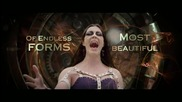 Бг превод 2015: Nightwish - Endless Forms Most Beautiful (official Lyric video) album single Efmb hd