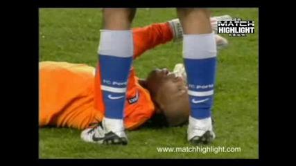 Арсенал - Порто - 4:0 1ви Гол На Бендтнер